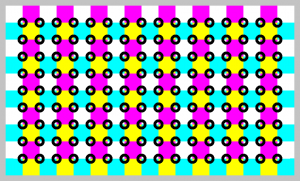 PixelGrid_CMYW
