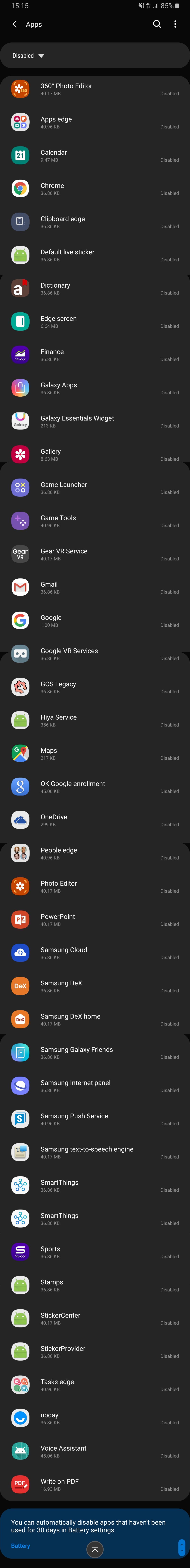 Security updates for Samsung S8 | EskeRahn